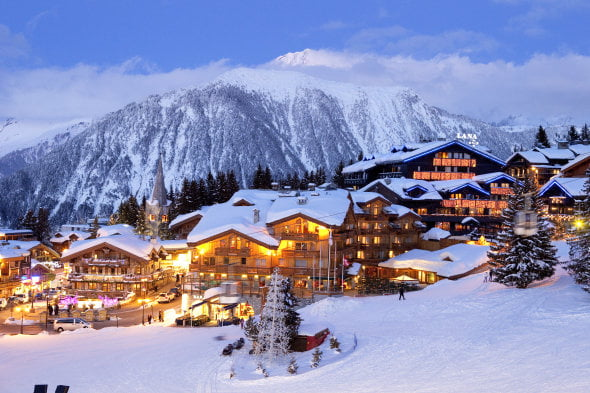 Go West For the very best Ski Resorts